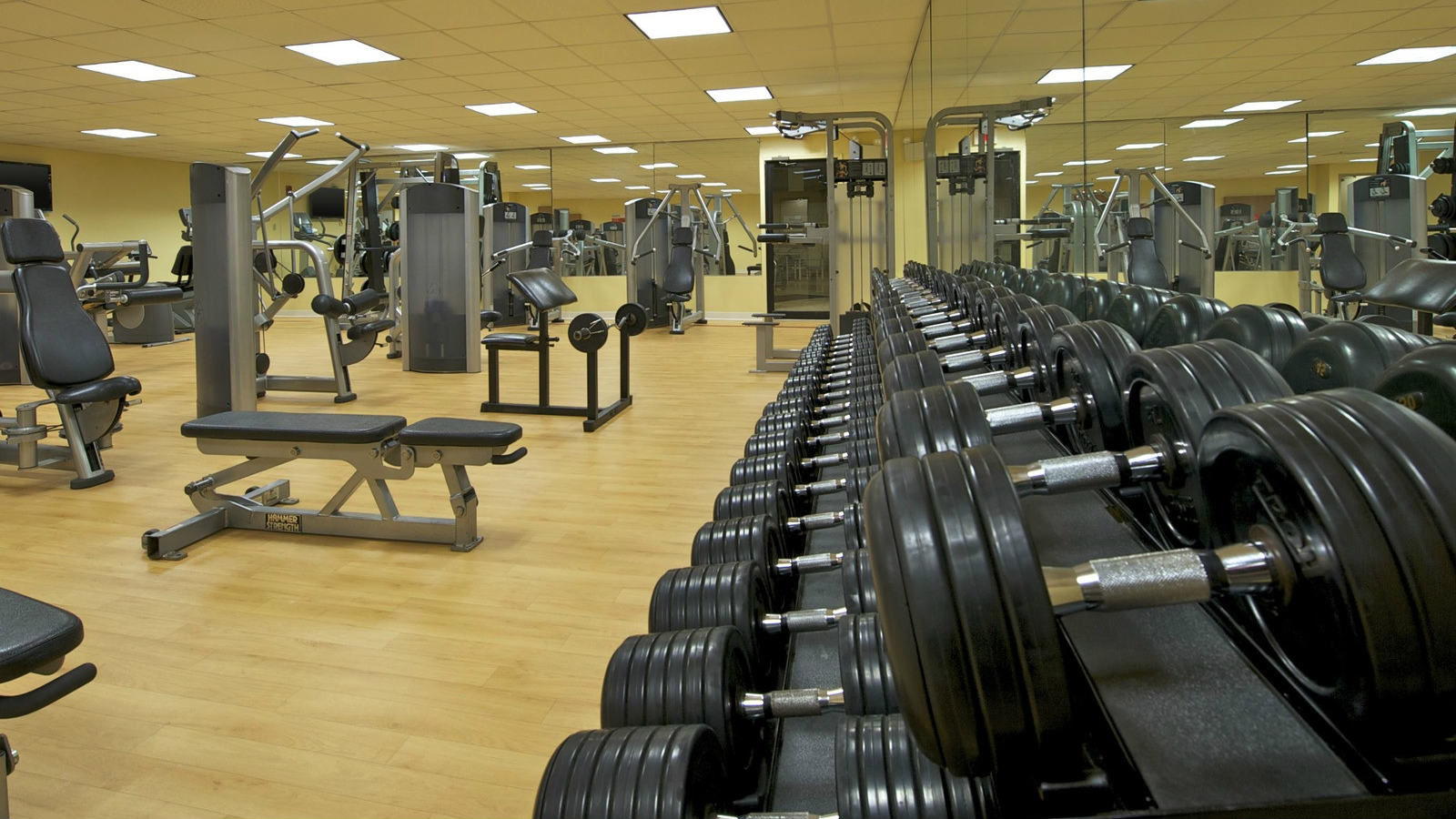 Sheraton Bucks County Hotel - Fitness Center